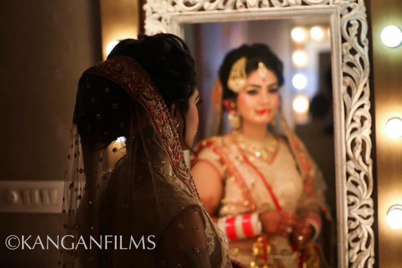 bride-getting - ready