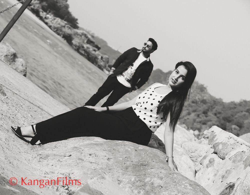 pre wedding shoot tehri lake