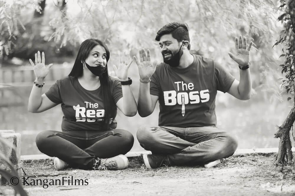 pre wedding shoot Rishikesh